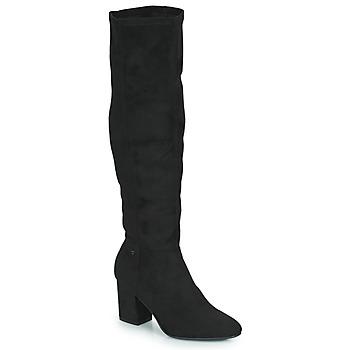 Chaussures Femme Bottes ville Esprit BECCA Noir