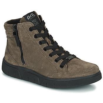 Chaussures Femme Boots Ara ROM-SPORT Gris