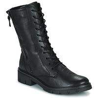 Chaussures Femme Boots Ara DOVER Noir