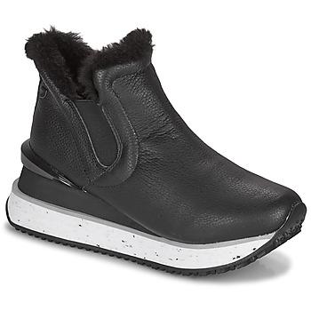 Chaussures Femme Baskets montantes Gioseppo FEDJE Noir