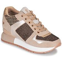 Chaussures Femme Baskets basses Gioseppo LILESAND Beige / Doré