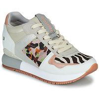 Chaussures Femme Baskets basses Gioseppo GISKE Blanc / Multico