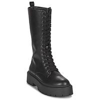Chaussures Femme Bottes ville Gioseppo KITUI Noir