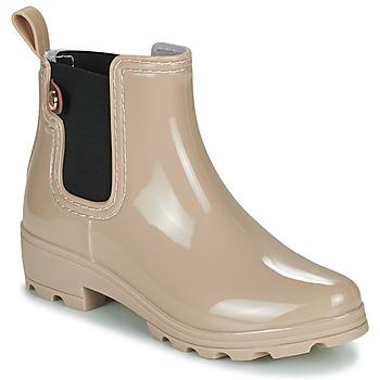 Chaussures Femme Bottes de pluie Gioseppo 40841 Nude