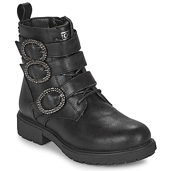 Chaussures Fille Boots Gioseppo GOUVY Noir
