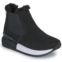 Chaussures Fille Baskets montantes Gioseppo NORDEN Noir
