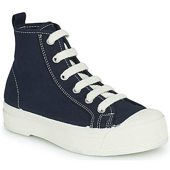 Chaussures Enfant Baskets montantes Bensimon STELLA B79 ENFANT Bleu
