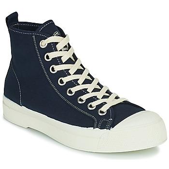 Chaussures Femme Baskets montantes Bensimon STELLA B79 Bleu