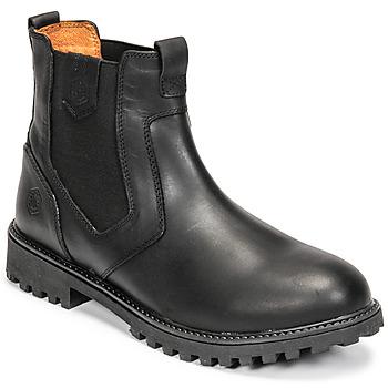 Chaussures Homme Boots Lumberjack RIVER BEATLES Noir