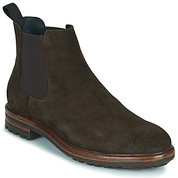 Chaussures Homme Boots Blackstone UG23-BROWN Marron