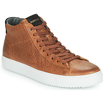 Chaussures Homme Baskets montantes Blackstone VG06-CUOIO Marron