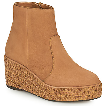Chaussures Femme Boots Castaner NICOLA Cognac