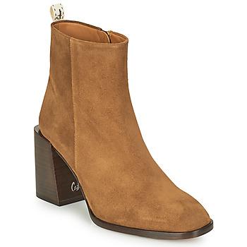 Chaussures Femme Bottines Castaner IRIA Cognac