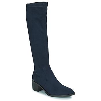 Chaussures Femme Bottes ville JB Martin JOLIE Bleu
