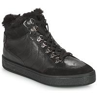 Chaussures Femme Boots Geox LEELU Noir