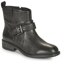 Chaussures Femme Bottines Geox CATRIA Noir
