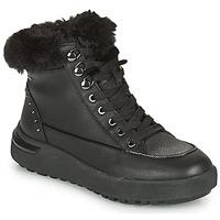 Chaussures Femme Bottes de neige Geox DALYLA Noir