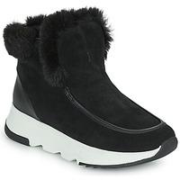 Chaussures Femme Boots Geox FALENA Noir