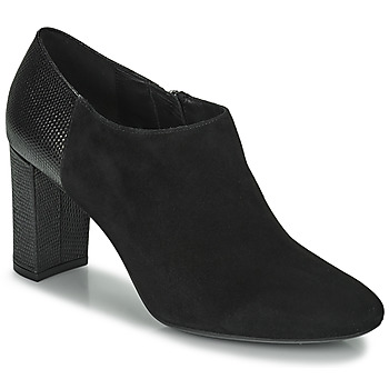 Chaussures Femme Low boots Geox PHEBY Noir