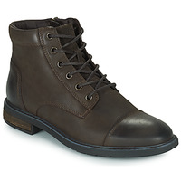 Chaussures Homme Boots Geox VIGGIANO Marron