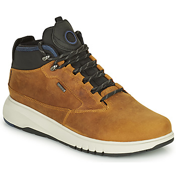 Chaussures Homme Boots Geox AERANTIS Camel