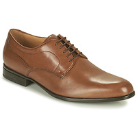 Chaussures Homme Derbies Geox IACOPO Marron