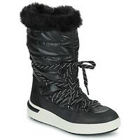 Chaussures Femme Bottes de neige Geox DALYLA ABX Noir
