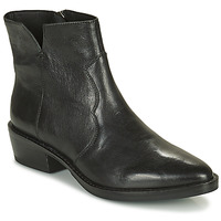 Chaussures Femme Boots Geox TEOCLEA Noir