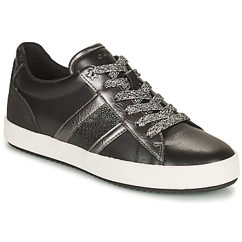 Chaussures Femme Baskets basses Geox BLOMIEE Gris