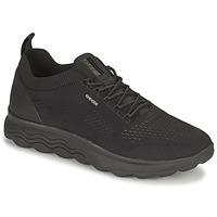 Chaussures Homme Baskets basses Geox SPHERICA Noir