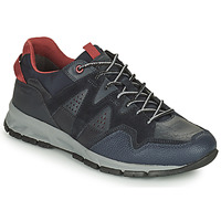 Chaussures Homme Baskets basses Geox DELRAY Marine