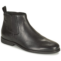 Chaussures Homme Boots Geox BAYLE Noir
