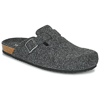 Chaussures Homme Chaussons Geox GHITA Gris