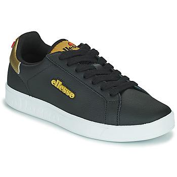 Chaussures Femme Baskets basses Ellesse CAMPO Noir