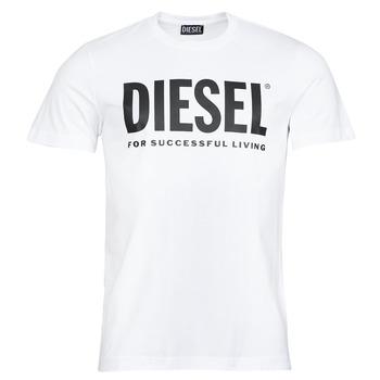 Vêtements Homme T-shirts manches courtes Diesel T-DIEGOS-ECOLOGO Blanc