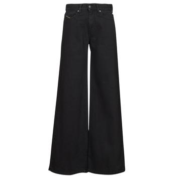Vêtements Femme Jeans bootcut Diesel D-AKEMI Noir
