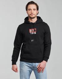 Vêtements Homme Sweats Diesel S-GIRK-HOOD-B8 Noir
