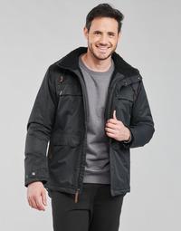 Vêtements Homme Blousons Columbia SOUTH CANYON LINED JACKET Noir