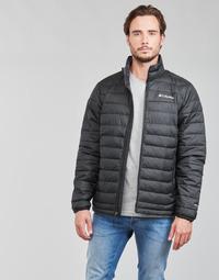 Vêtements Homme Doudounes Columbia POWDER LITE JACKET Noir