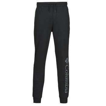 Vêtements Homme Pantalons de survêtement Columbia M CSC LOGO FLEECE JOGGER II Noir / Gris