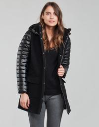 Vêtements Femme Parkas Les Petites Bombes ABBY Noir