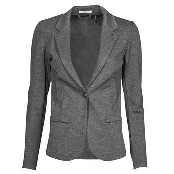 Vêtements Femme Vestes / Blazers Les Petites Bombes ANNE Gris Anthracite