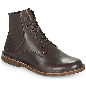 Chaussures Femme Boots Kickers TITI Marron