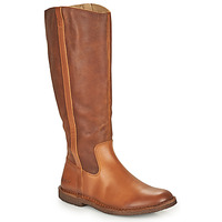 Chaussures Femme Bottes ville Kickers TINTTA Camel