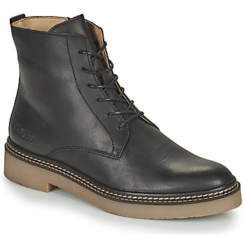 Chaussures Femme Boots Kickers OXIGENO Noir