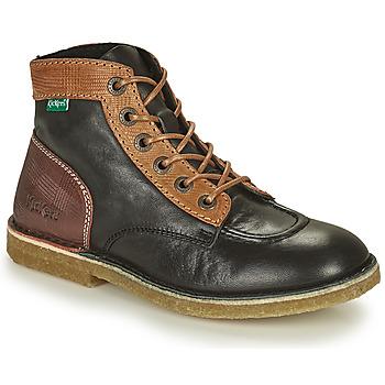 Chaussures Femme Boots Kickers KICK LEGEND Noir