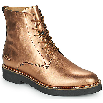 Chaussures Femme Boots Kickers OXIGENO Bronze