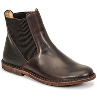 Chaussures Femme Boots Kickers TINTO Marron