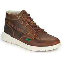 Chaussures Homme Boots Kickers KICKI HI 3 Marron