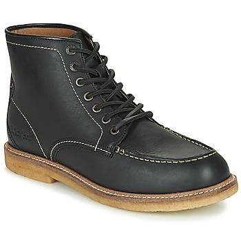 Chaussures Homme Boots Kickers HORUZY Noir